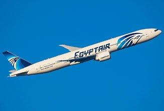 Cairo to Amman flight