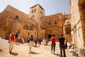 Jerusalem & Bethlehem tour