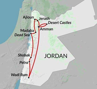 Jordan Encounters