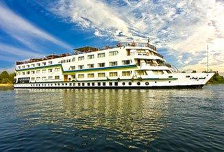 Nile cruise upgrade