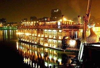 Nile dinner cruise in Cairo